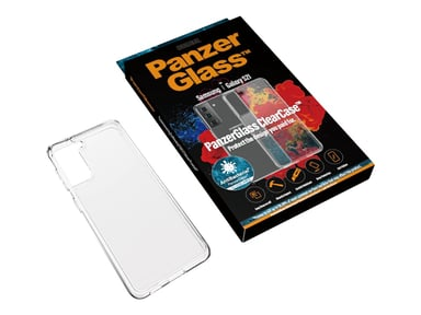 Panzerglass ClearCase Samsung Galaxy S21 Klar