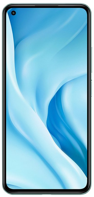 Xiaomi MI 11 Lite 5G 128GB Dual-SIM Mintgrön