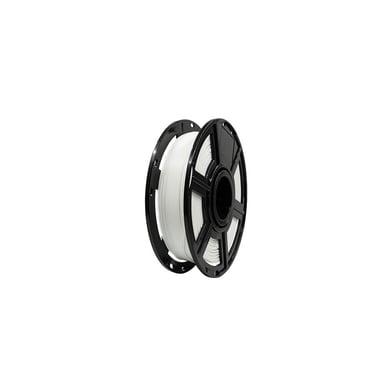 Flashforge PLA Pro 1,75 mm, hvid, 1 kg