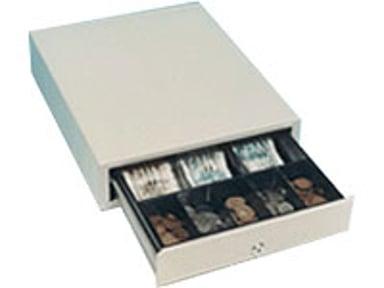 International Cash Drawer Cash Drawer SS-102 White - Star
