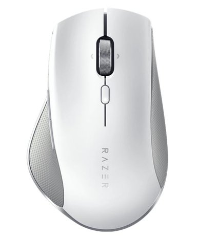 Razer Pro Click 16,000dpi Mus Kablet Trådløs Hvit