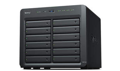 Synology Diskstation Ds3617xsii 12-Bay Nas 0TB