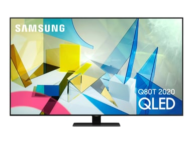 "Samsung Samsung QE75Q80T 75"" 4K QLED Smart TV"