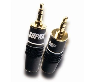Jenving Supra MP-8 3.5mm Pelkkä johto Naaras Mini-phone 3.5 mm Uros