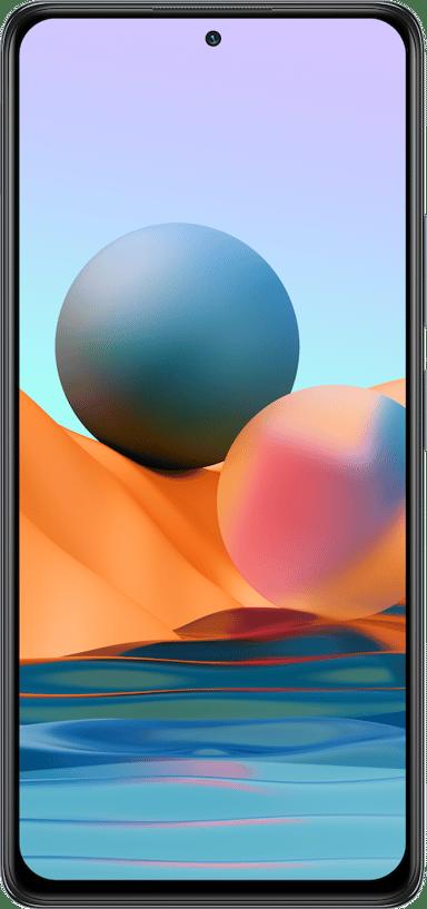 Xiaomi Redmi Note 10 Pro 128GB Dobbelt-SIM Onyxgrå