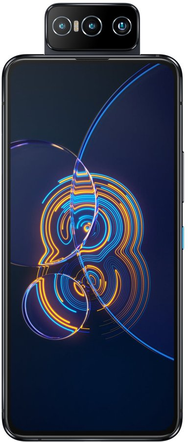 ASUS Zenfone 8 Flip 256GB Dual-SIM Galaktisk svart