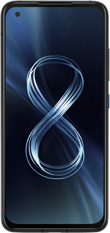 ASUS Zenfone 8 256GB Dobbelt-SIM Obsidiansvart