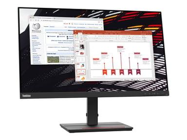"Lenovo ThinkVision S24e-20, 24"", fuld HD, VA, 16:9 24"" 1920 x 1080 16:9"