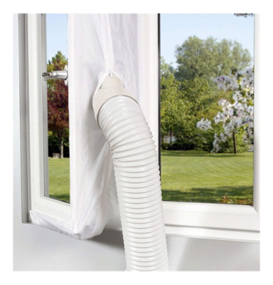 Deltaco Smart Home Window Sealing Kit White