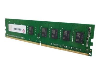 QNAP 8GB DDR4 RAM 2400 MHZ UDIMM MODULE #demo 8GB 2,400MHz DDR4 SDRAM DIMM 288-pin