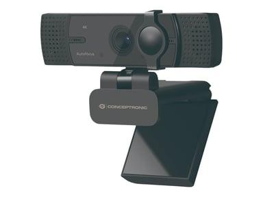 Conceptronic AMDIS 4K ULTRA-HD WIDE ANG AF WEBCAM #demo