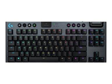 Logitech Gaming G915 TKL Langaton Yhdysvaltain (kansainvälinen) Harmaa
