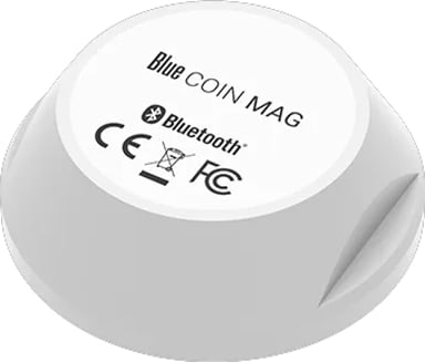 Teltonika Blue Coin Mag Magnetic Detector