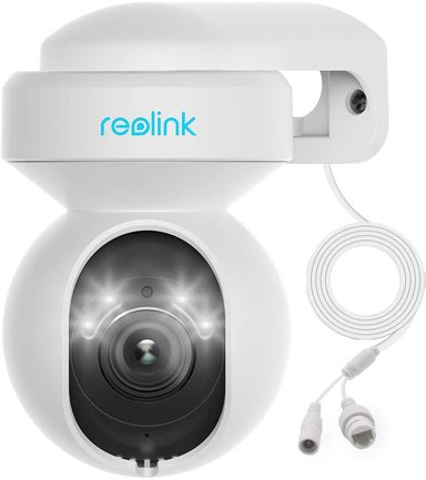 Reolink E1 Outdoor 5MP PTZ WiFi Camera