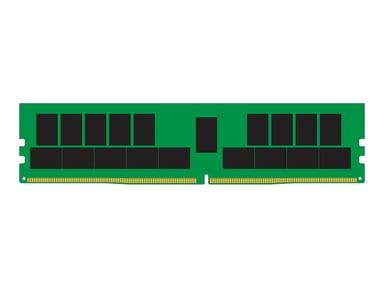Kingston 32GB 3200MHZ DDR4 ECC REG CL22 DIMM 2RX4 #demo 32GB 3,200MHz DDR4 SDRAM DIMM 288-pin