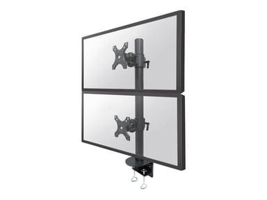 Newstar Flat Screen Desk Mount Clamp High Capacity