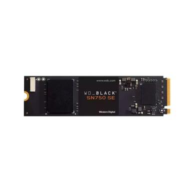 WD BLACK SN750 SE 500GB M.2 2280 PCI Express 4.0 (NVMe)