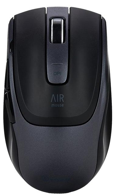 Voxicon Wireless Air Mouse PA15BT 1,600dpi Hiiri Langaton Harmaa Musta