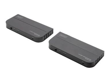 Digitus DS-55129 4K HDMI KVM Extender 2-Pack