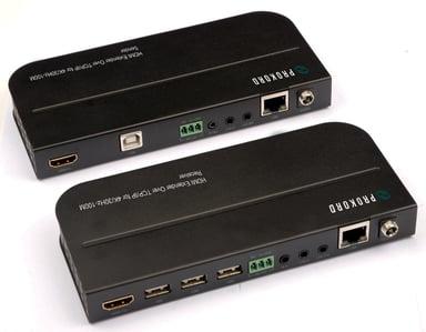 Prokord Ethernet HDMI Extender 30M 4K@30hz Cat5/6 Black