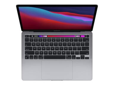 "Apple MacBook Pro (2020) Tähtiharmaa M1 16GB 512GB 13.3"""
