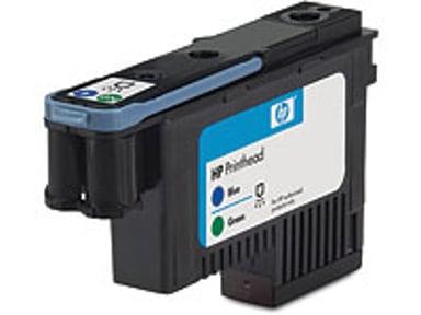 HP Printhead Blå Grøn No.70