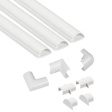 D-LINE Kabelkanal Kit 3 x 1m 30x15mm
