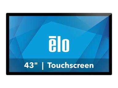 """Elo 4303L 43"""" FHD 40-Touch Svart"""