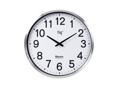 Ketonic Tiq Wall Watch Bluetooth 500mm Silver