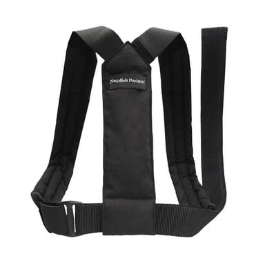 SWEDISH POSTURE Posture Band Flexi One-Size Black