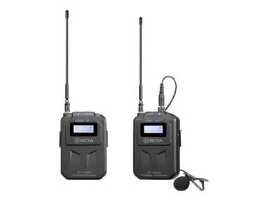 Boya BY-WM6S UHF Trådlöst Mikrofonsystem