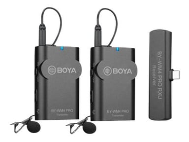 Boya BY-WM4 Pro-K6 Wireless Microphone System For Type-C devices