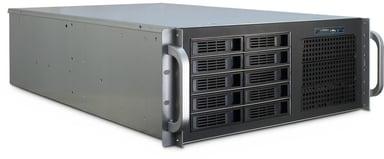 Inter-Tech 4U 4410 rack chassis