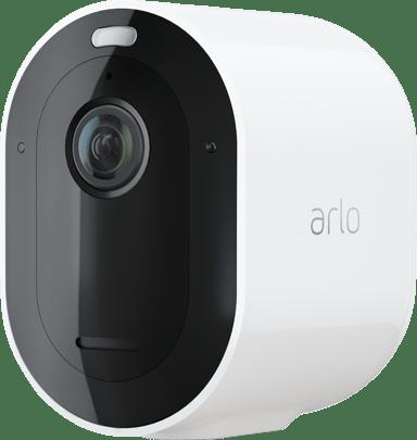 Arlo Pro 4 Wire-free Spotlight Camera White 1-Pack