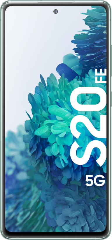Samsung Galaxy S20 FE 5G 128GB Kaksois-SIM Pilviminttu