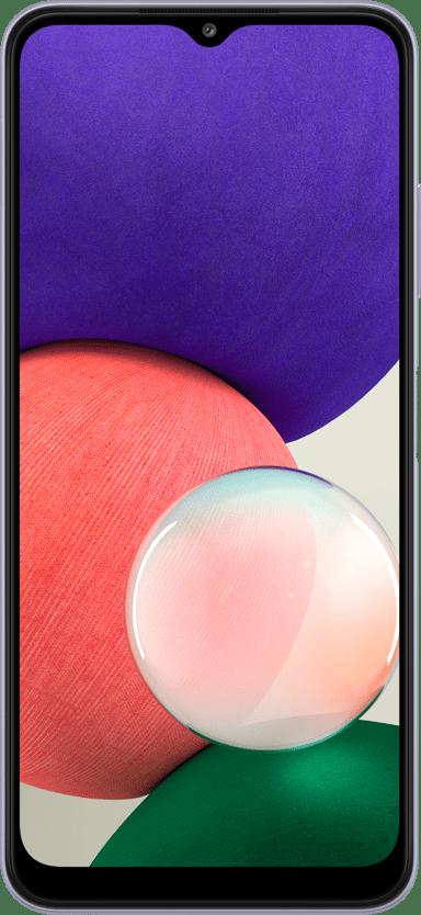 Samsung Galaxy A22 5G 64GB Dual-SIM Ljusviolett