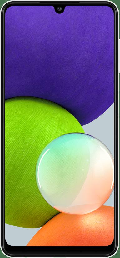 Samsung Galaxy A22 64GB Dual-SIM Hvid