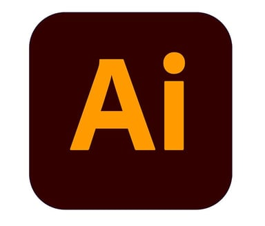 Adobe Illustrator CC for teams 1 vuosi Team Licensing Subscription New