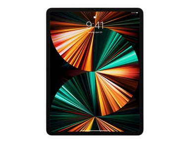 """Apple iPad Pro 12.9' Wi-Fi (2021) 12.9"""" M1 256GB Sølv"""