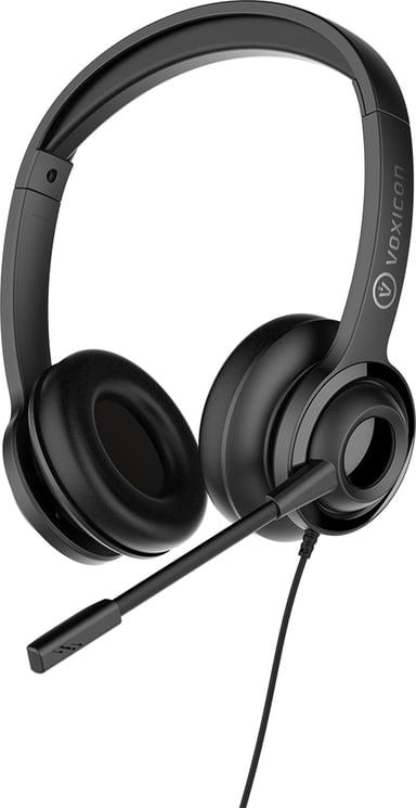 Voxicon USB-kuulokemikrofoni VX210