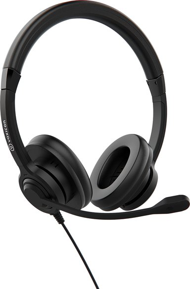 Voxicon USB-kuulokemikrofoni VX610 ANC