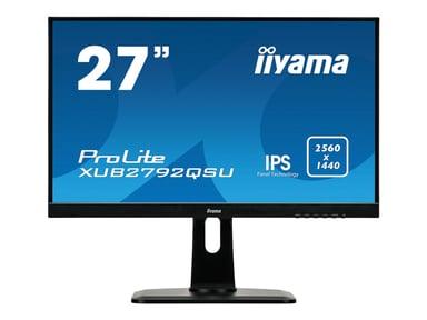 "Iiyama IIYAMA PROLITE XUB2792QSU-B1 27"" TFT #NL #DEMO 27"" 2560 x 1440 16:9"