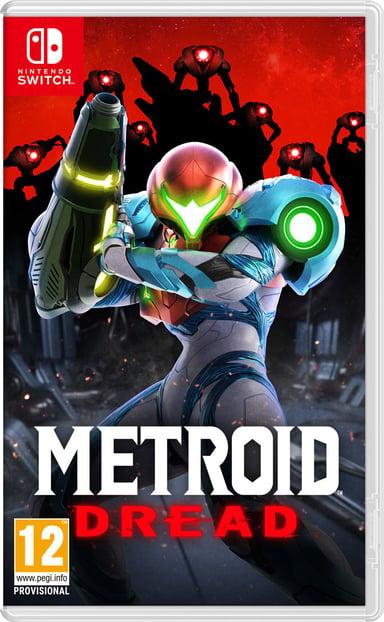 Nintendo Metroid Dread Nintendo Switch