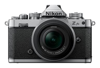 Nikon Z fc + Z DX 16-50 mm f/3.5-6.3 kit