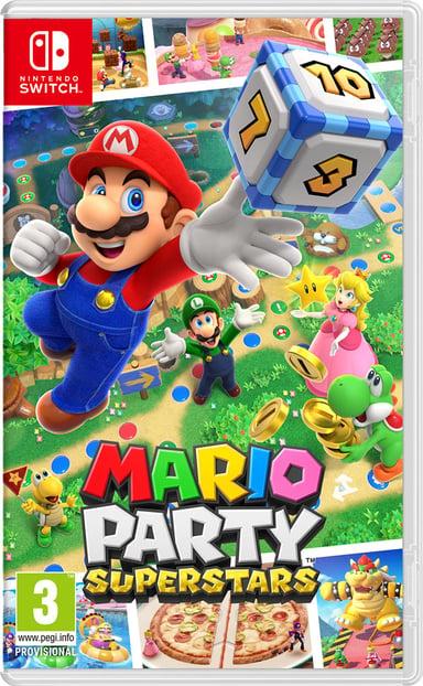 Nintendo Mario Party Superstars