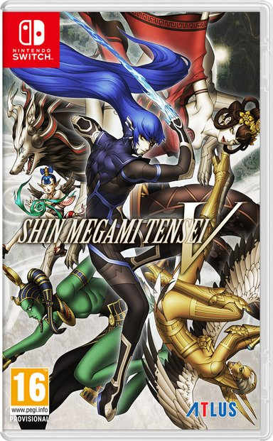 Nintendo Shin Megami Tensei V