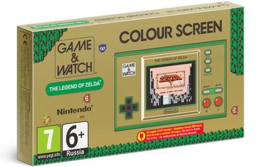 Nintendo Game & Watch: The Legend of Zelda: