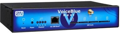 2N Telecommunications 2N Voiceblue Next Voip Gateway 4 GSM Ch Cinterion SIP Based