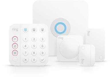 Ring Alarm 5-osainen turvasarja (2. sukupolvi)