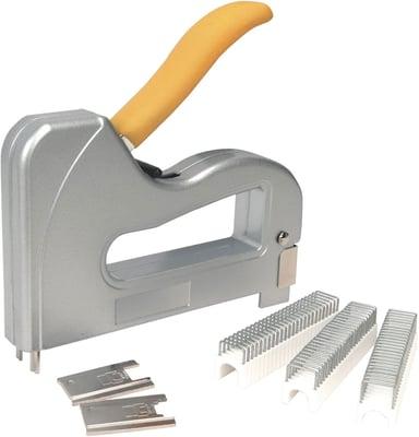 Direktronik Staple Gun For Cables 3-In-1 Metal